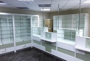 Ремонт аптеки в Ялте