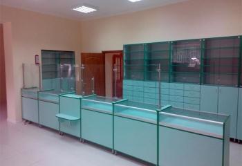 Ремонт аптеки в Севастополе