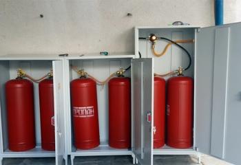 пропановая газобаллонная установка